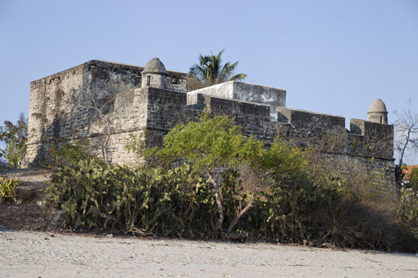 Picture of Ibo (Mozambique): One of the small fortresses protecting Ibo: Fortim de São José