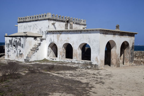 Picture of Ilha de Moçambique (Mozambique): The Capela de Nossa Senhora de Baluarte; a church built in 1522 and the oldest standing European building in the southern hemisphere