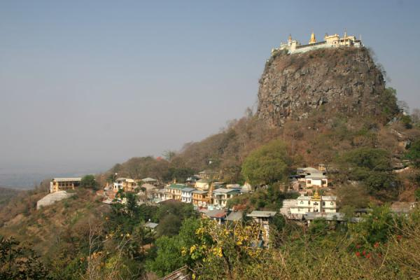 Picture of Mount Popa