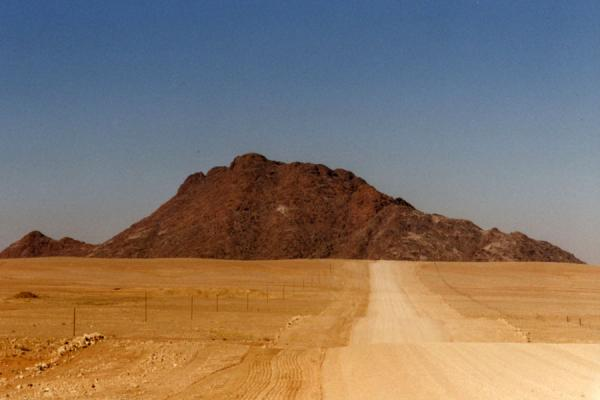 Picture of Endless roads, endless landscapes.Namibian Roadsides - Namibia