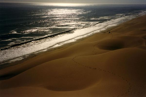 Picture of Sandwich Harbour, unforgettable viewsSandwich Harbour - Namibia