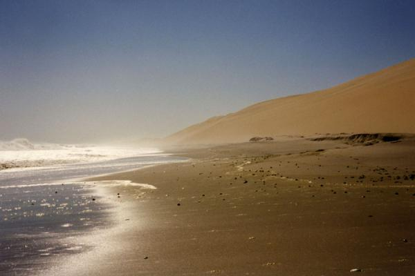 Beach of Sandwich Harbour | Sandwich Harbour | Namibia