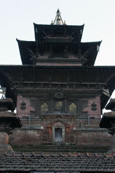 Picture of Durbar Square (Nepal): Durbar Square is a place where people meet