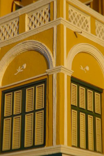 Mirrored windows | Curacao windows | Netherlands Antilles