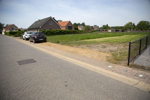 Picture of Baarle (Netherlands): The corner of one of the seven Dutch counter-enclaves, or exclaves, in the Belgian