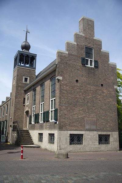 Picture of Baarle (Netherlands): City Hall and tourist information office in the Dutch part of town, Baarle-Nassau
