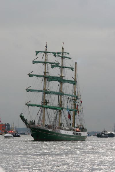 Alexander Humboldt at the Sail OUT event | Sail Amsterdam | Netherlands
