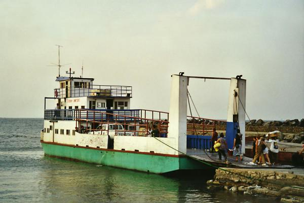Photo de Ferry back to the mainlandOmetepe - le Nicaragua