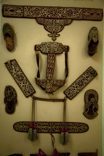 Items used to ride a horse | Museo Nazionale del Niger | Niger