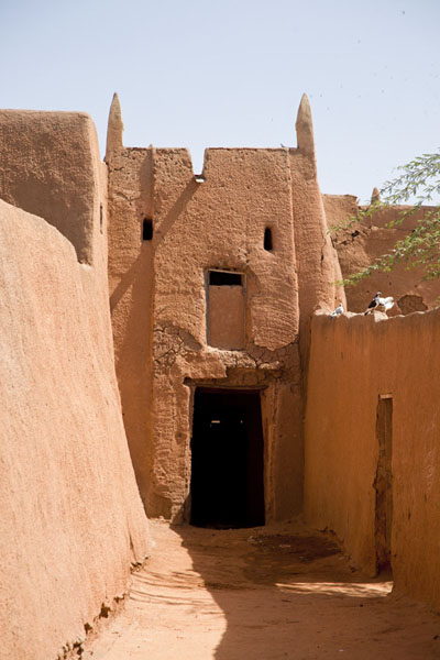 Picture of Zinder Sultan Palace (Niger): Part of the Sultan Palace where those condemned to death spent their last hours