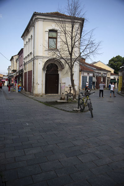 Buildings in the old bazaar area | Bitola | 马其顿王国