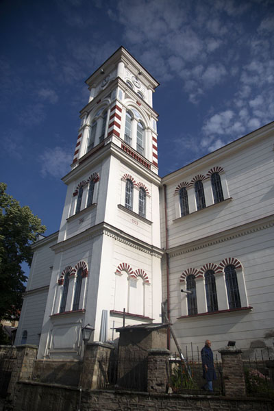 Bell-tower of a church in Kruševo | Kruševo | North Macedonia