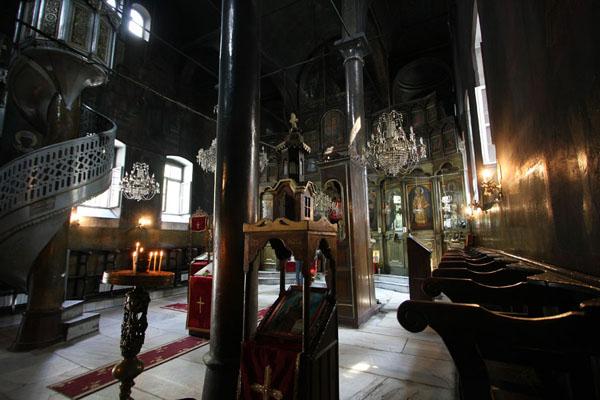 Foto di Interior of Sveti DimitrijaSkopje - Macedonia del Nord