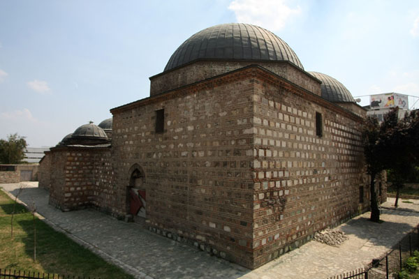 Foto van Cifte Amam: Turkish bath turned art gallerySkopje - Noord-Macedonië