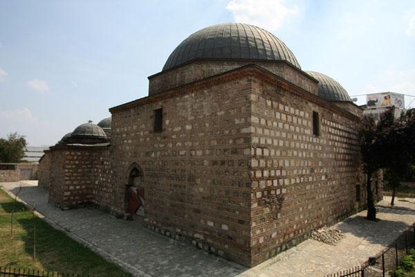 Foto di Cifte Amam: Turkish bath turned art gallerySkopje - Macedonia del Nord