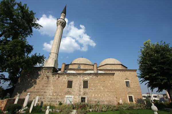 Foto di Gazi Issa Bey mosqueSkopje - Macedonia del Nord