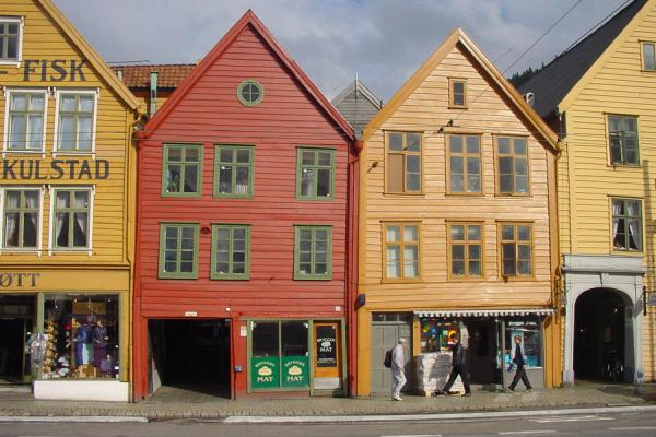 Picture of Bryggen