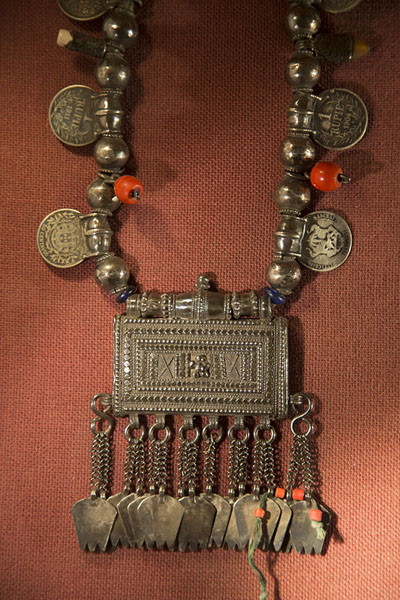 Foto de One of the many examples of Omani jewelleryMascate - Oman