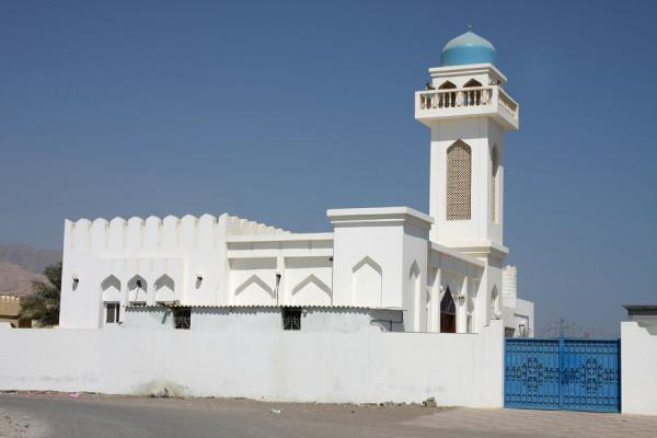 Picture of Qurayat (Oman): Qurayat mosque