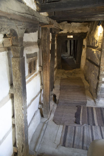Interior of Baltit Fort | Forteresse de Baltit | Pakistan