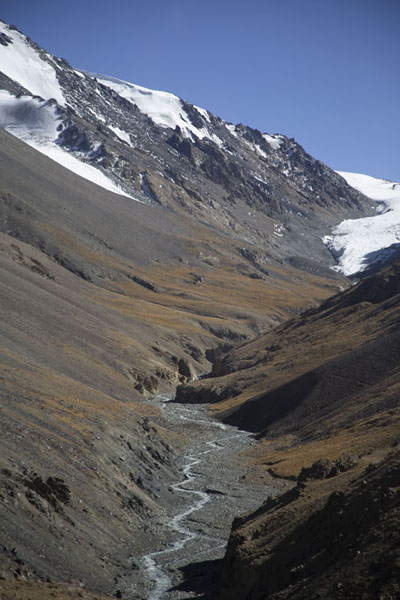 Picture of Valley on the way up to KhunjerabKhunjerab - Pakistan