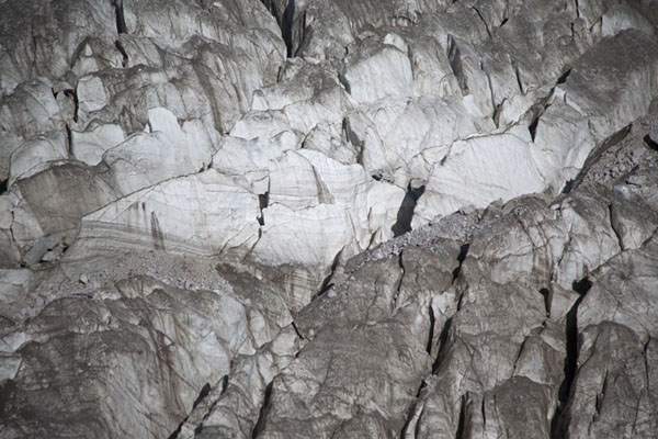 Close-up of Raikhot glacier | Campo Base Nanga Parbat | Pakistan