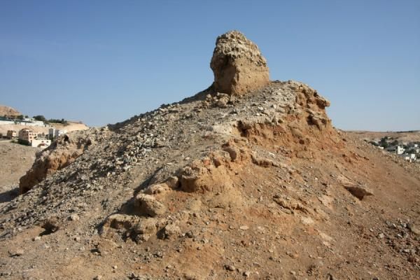 Picture of Hilltop of old Jericho