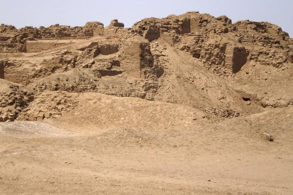 Picture of Ruins of Pachacamac