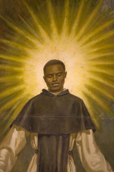 Picture of San Martín de Porres, first black saint of the Americas - Peru - Americas