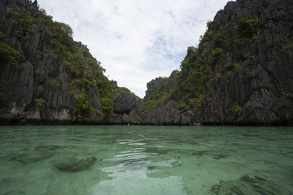 The Small Lagoon | Bacuit archipelago | Philippines