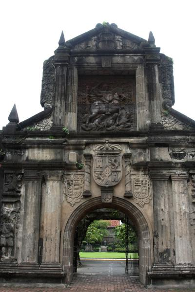Entrance to Fort Santiago | Intramuros | Philippines