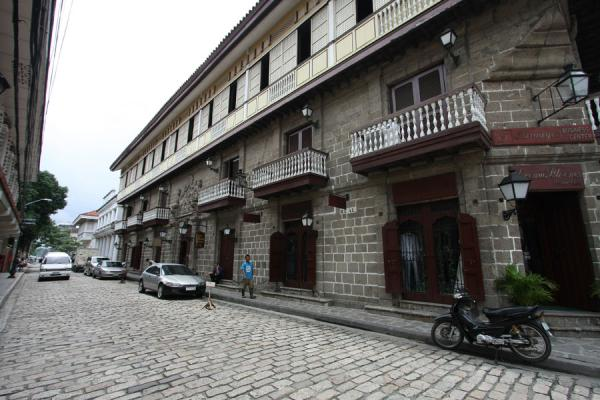 Cobble stone street in Intramuros | Intramuros | Philippines