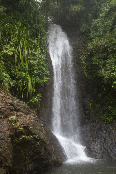 Picture of The second, or middle Kuyawyaw fallsKuyawyaw - Philippines