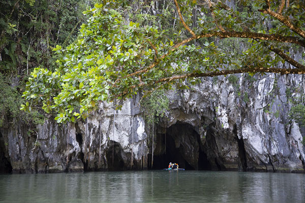 The entrance to the subterranean river | Puerto Princesa Subterranean River | Philippines