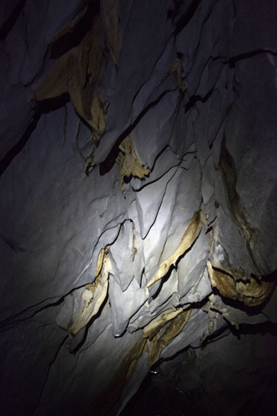 Photo de Rock formations inside the cave system of the subterranean riverSabang - Philippines