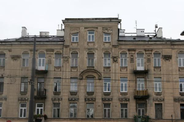 Elegant building in Praga district | Praga district | Poland