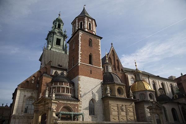 Go to Wawel Castle