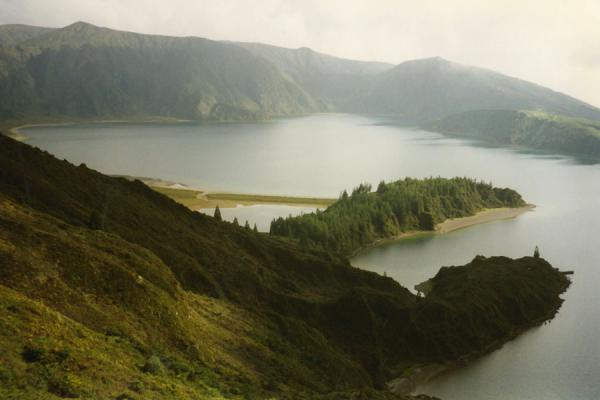 One of the volcanic lakes | Azores | Portugal