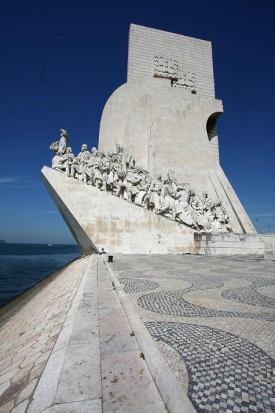 Picture of Designed like a ship: the Monument to the DiscoveriesLisbon - Portugal