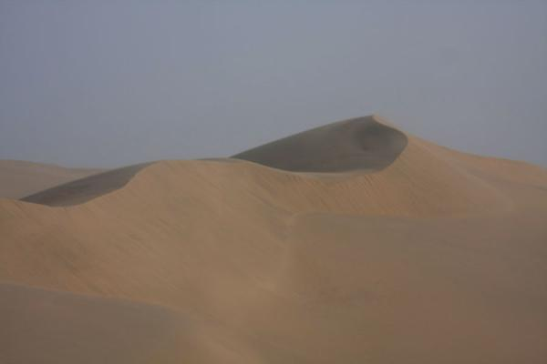 One of the mighty sand dunes of Khor al Adaid | Khor al Adaid Desert | Qatar