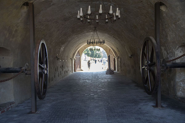 Access to the Alba Carolina citadel through the fourth gate | Cittadella Alba Carolina | Rumania