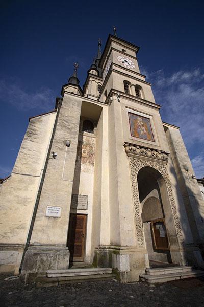Foto de Saint Nicholas church, in the west of BrașovBrașov - Rumania
