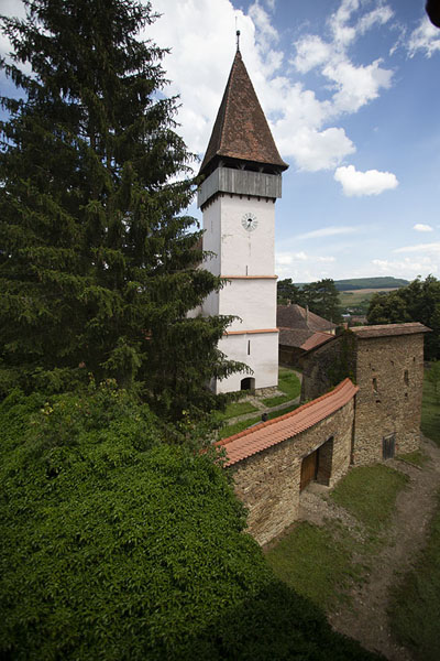 The fortified church of Meșendorf | Fortified Saxon churches | 罗马尼亚