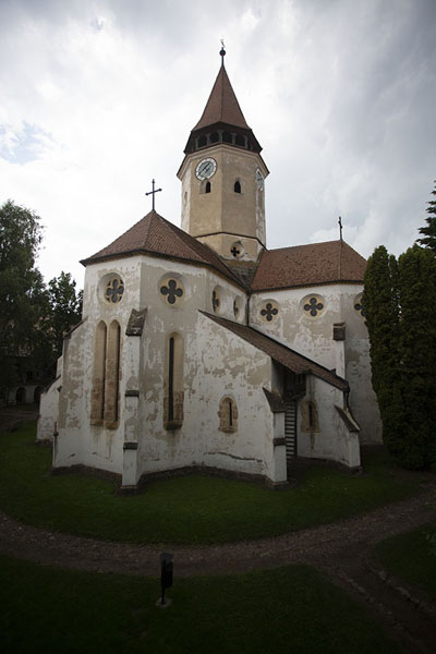 The fortified church of Prejmer | Fortified Saxon churches | 罗马尼亚