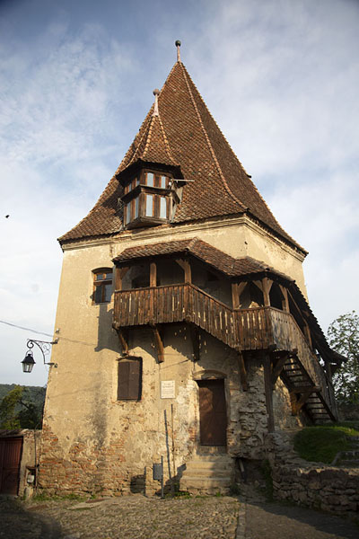 The Boot Maker's tower in Sighișoara | Sighișoara | Roemenië