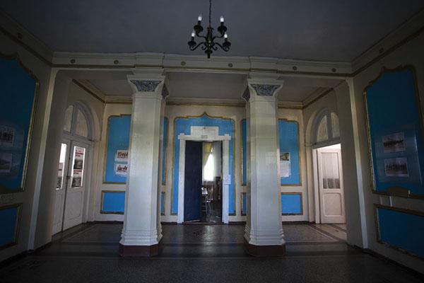 Picture of The hall of the Museum of CommunismTârgoviște - Romania