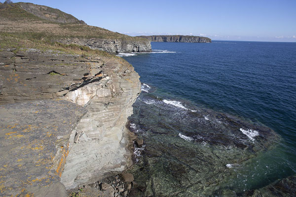 Photo de Coastline of Russky islandVladivostok - Russie