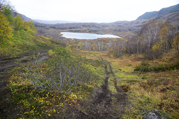 View of Tochkolotch lake - 俄罗斯