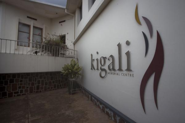 Picture of The Kigali Memorial Centre seen from the outsideKigali - Rwanda