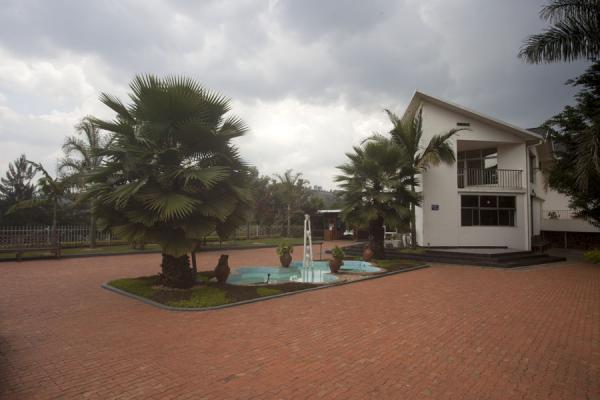 Picture of Kigali Genocide Memorial Centre (Rwanda): The Kigali Memorial Centre seen from the outside